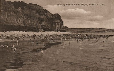 Small Hope Beach, Shanklin